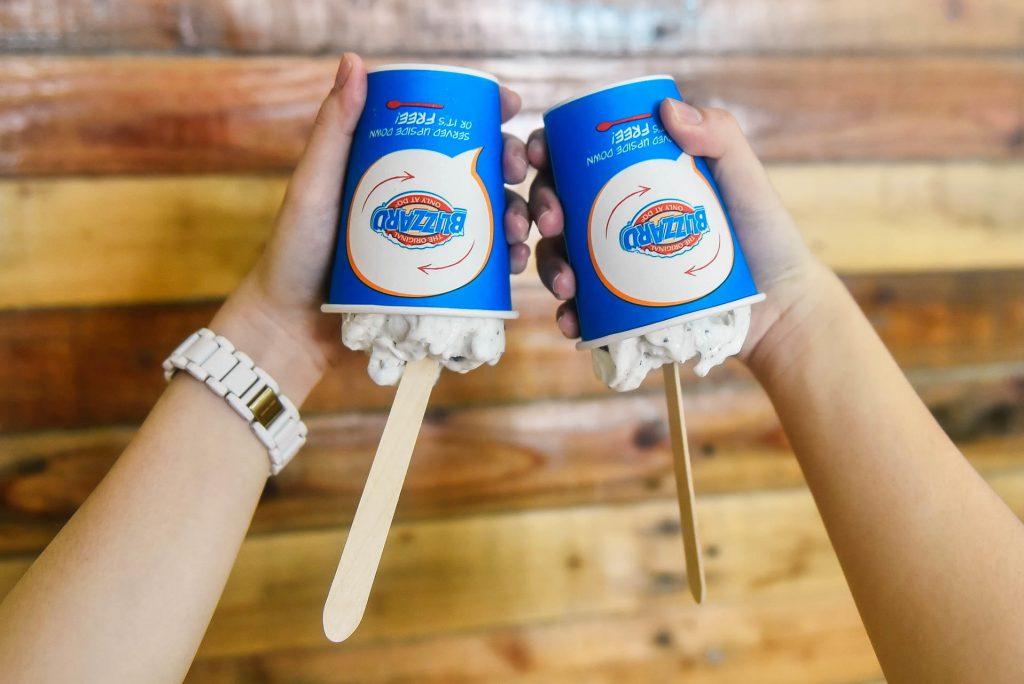 การคว่ำถ้วยของ-Dairy-Queen