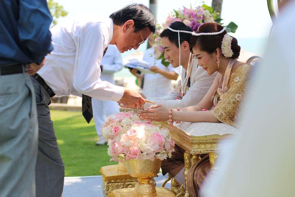 เรือนไทยแต่งงาน